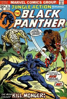 Black Panther: Jungle Action (1973)
