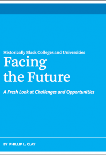 HBCUs Facing the Future, 2012