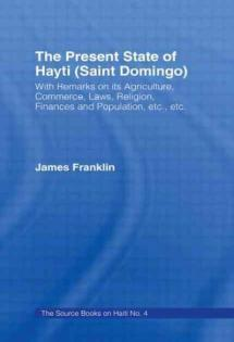 The present state of Hayti (Saint Domingo), 1971