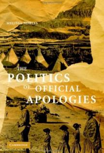 The Politics of Official Apologies, 2008