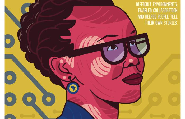 Poster: Juliana Rotich, 2018