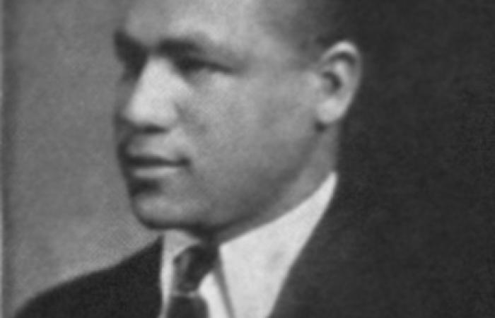 Harry S. McGee, 1922