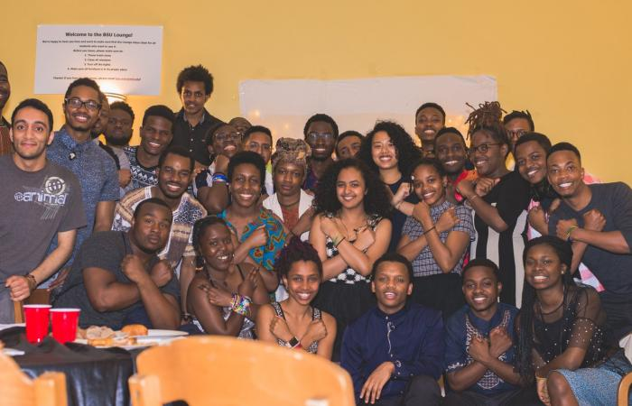 African Students' Association, 2018
