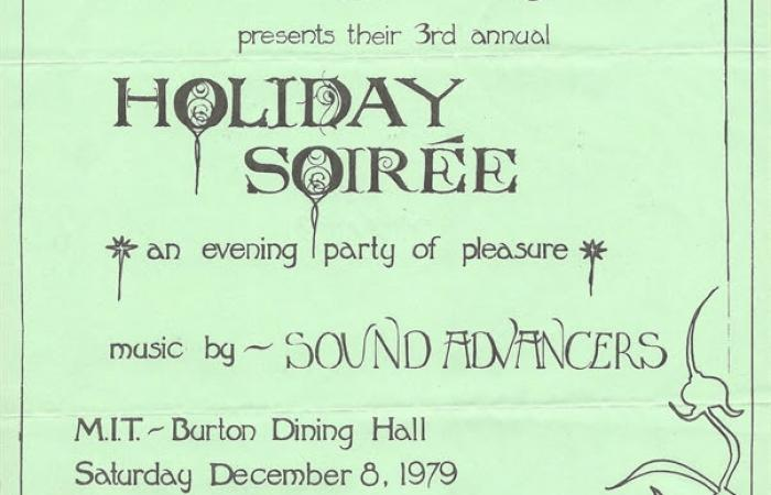 AKA Holiday Soiree Flyer