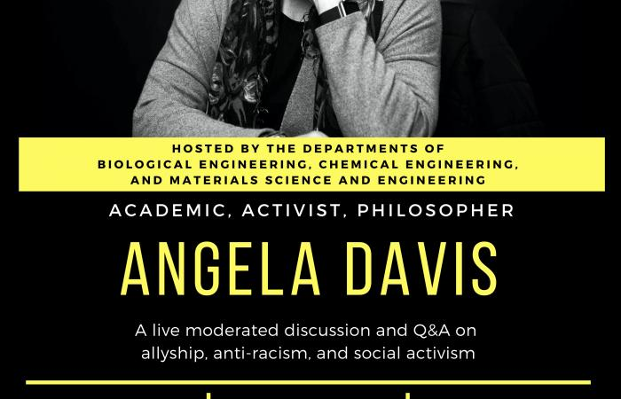 Angela Davis at MIT, 2020