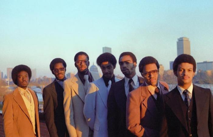 Chocolate City inaugural class, 1975