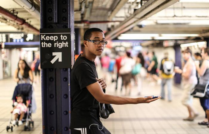 HONY: Keep to the Right