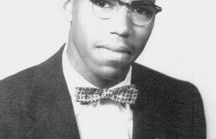 Henry T. Brown, ca. 1955