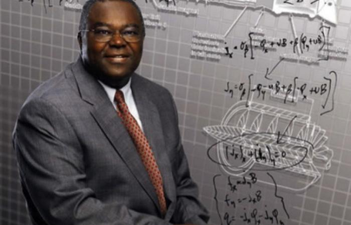 Isaiah M. Blankson in Science Spectrum, 2005