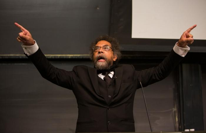 Cornel West at MIT