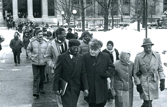 MLK Day March, 1984