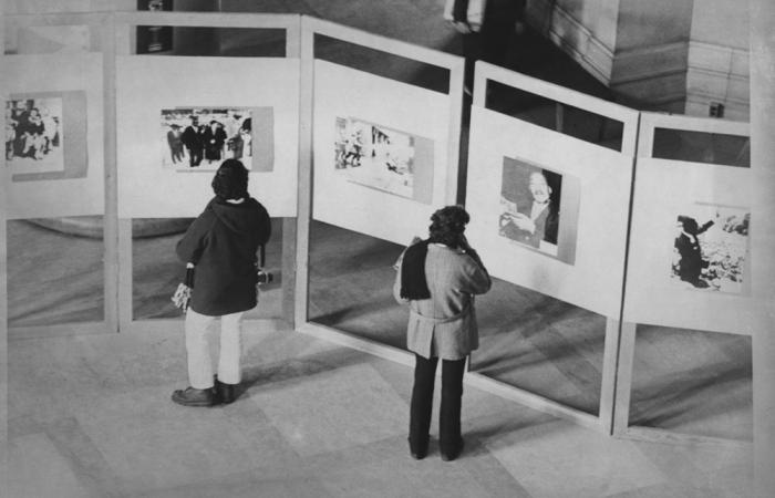 MLK Exhibit, 1976