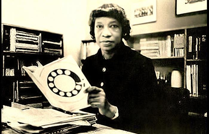 Phyllis A. Wallace, 1976
