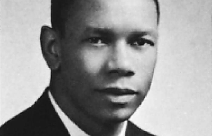 Reginald Griffith, 1955
