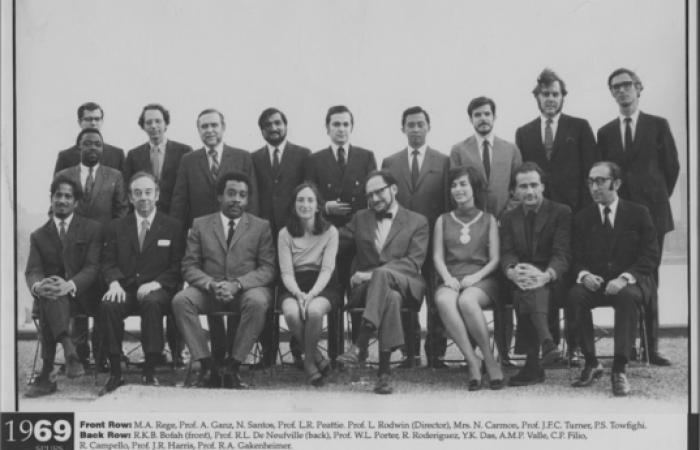 SPURS Fellows of 1969-1970