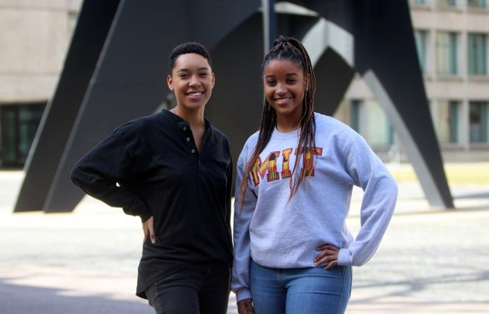 BCAP Fellows: Melissa Isidor and Danielle Geathers, 2020