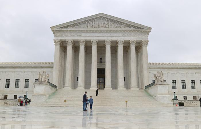 U.S. Supreme Court Building, 2017