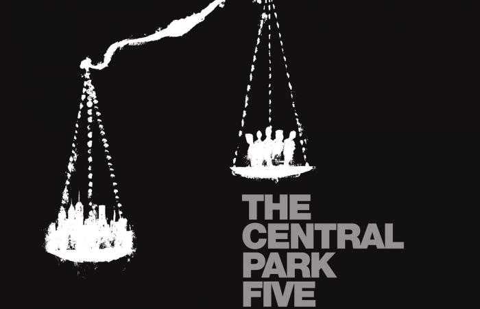 "Ken Burn's ""The Central Park Five"" poster"