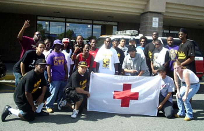 American Red Cross Disaster Relief campaign
