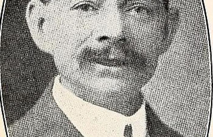 Robert R. Taylor in Lincoln Jubilee Album, 1915