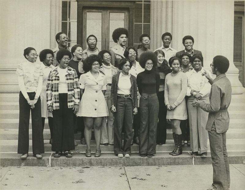 MIT Gospel Choir, 1974