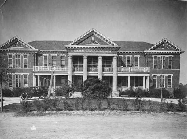 The John A. Andrew Memorial Hospital at Tuskegee Institute