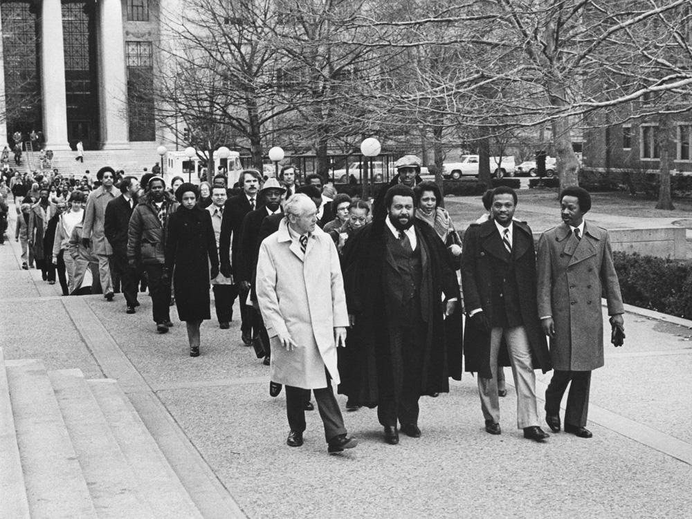 MLK Day March, 1980