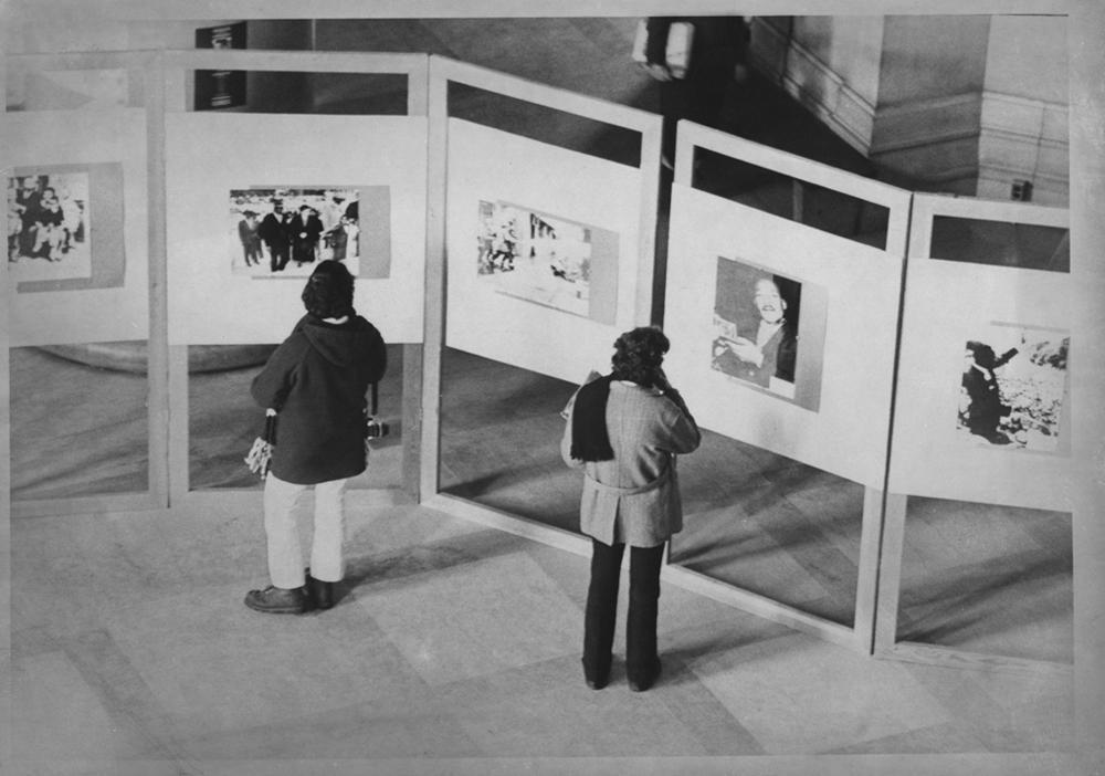 MLK Exhibit, 1976