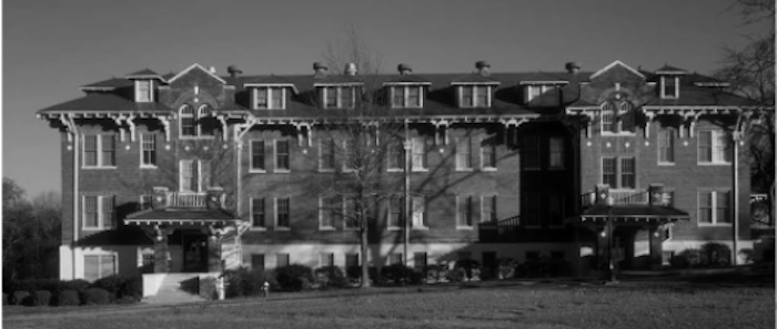 Sage Hall at Tuskegee Institute