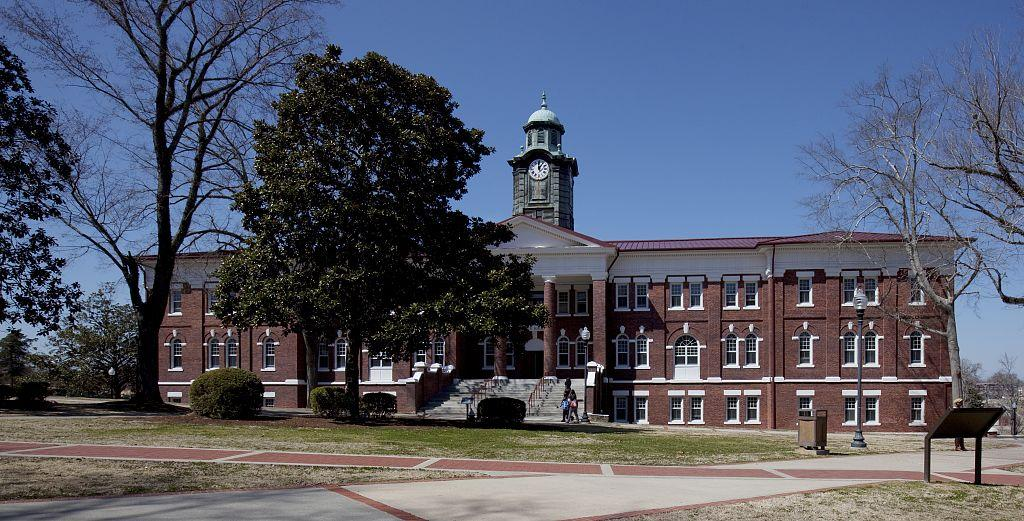 White Hall at Tuskegee Institute