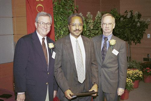 MIT Excellence Awardee: Wayne Turner, 2001