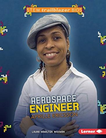Aerospace Engineer Aprille Ericsson, 2015